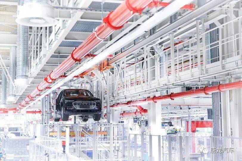 【最畅销车款】自2019年投放市场以来 Audi e-tron生产已突破十万台!_品牌