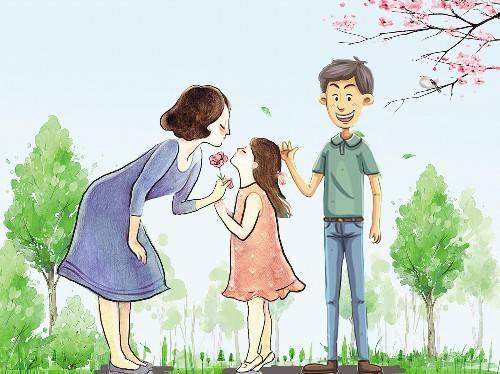 """温馨的家庭可减少孩子""""抑郁"""""""