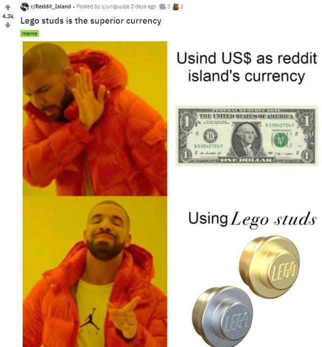 继血洗华尔街后,美国贴吧老哥又要买岛建国了