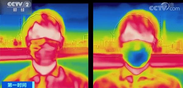 日本推降温口罩:自带风扇瞬间降温
