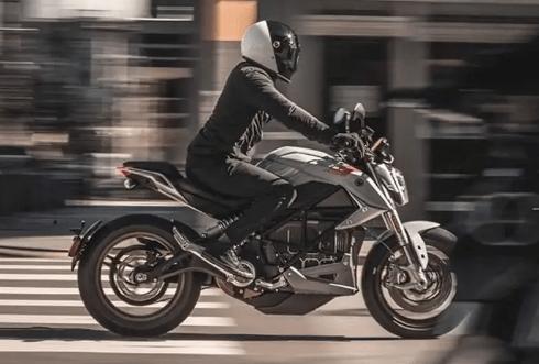 淘汰燃油摩托31%车友表示不再玩...