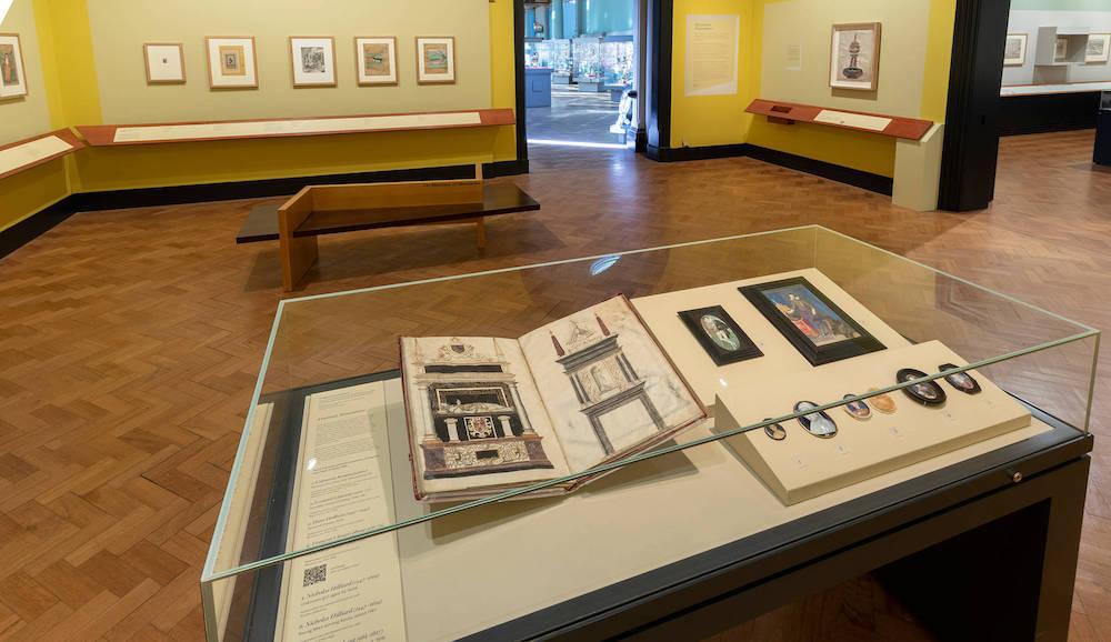 文艺回复时期的水彩画ag真人在线游戏:达·芬奇的地图和大英珍