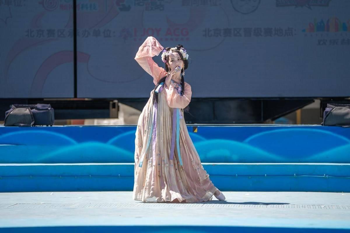 2021ChinaJoy洛裳华服·新秀大赛,北京赛区晋级赛圆满落幕 展会活动-第6张