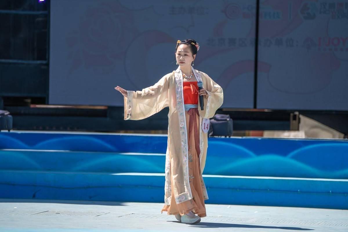 2021ChinaJoy洛裳华服·新秀大赛,北京赛区晋级赛圆满落幕 展会活动-第9张