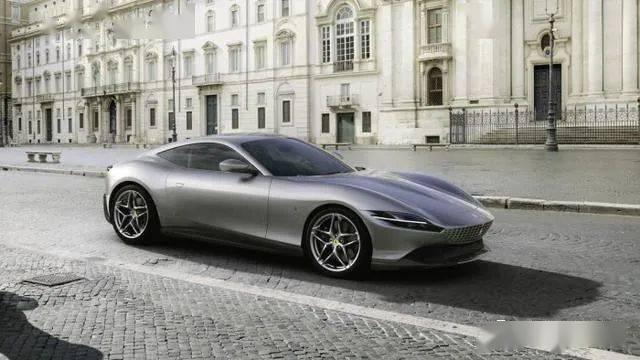 Ferrari Roma 法拉利最漂亮的一款跑车