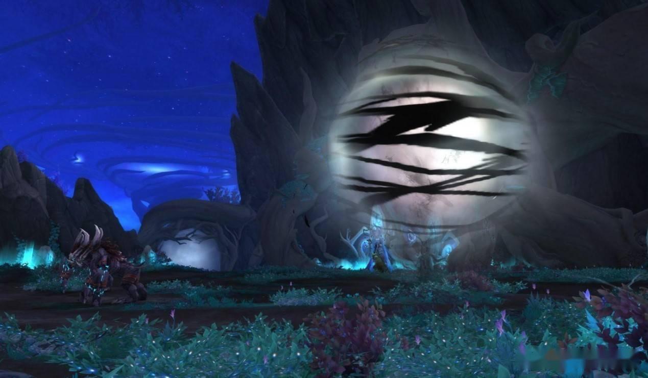 """魔兽世界:新词""""折磨""""将心能带出爬塔,暴雪复活,玩家依旧开喷                                   图2"""