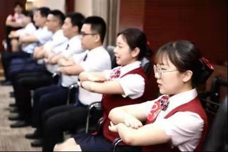 东莞期货开户兴业银行东莞分行举办优质服务礼仪大赛