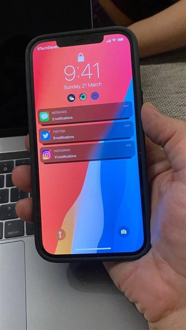 iOS 15界面曝光:安卓味儿越来越浓的照片 - 3