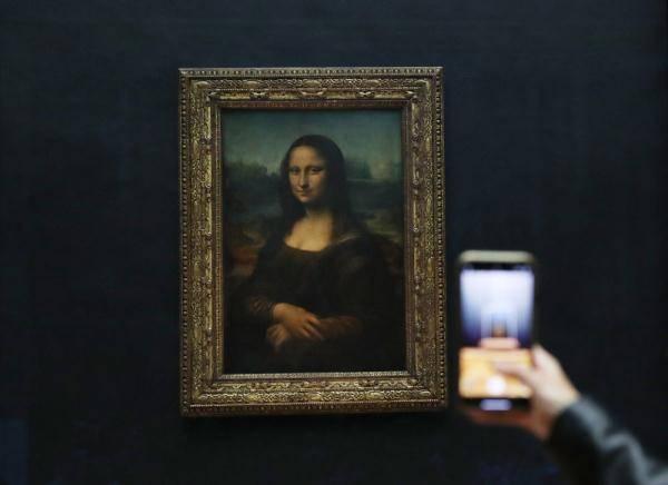 《蒙娜丽莎》摹本将拍卖估价30万欧元