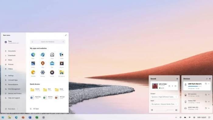 """下代Windows将至?有关微软""""Windows 11""""的畅想的照片 - 2"""