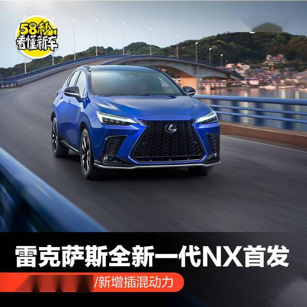 雷克萨斯全新一代NX全球首发 3种动力/更好看