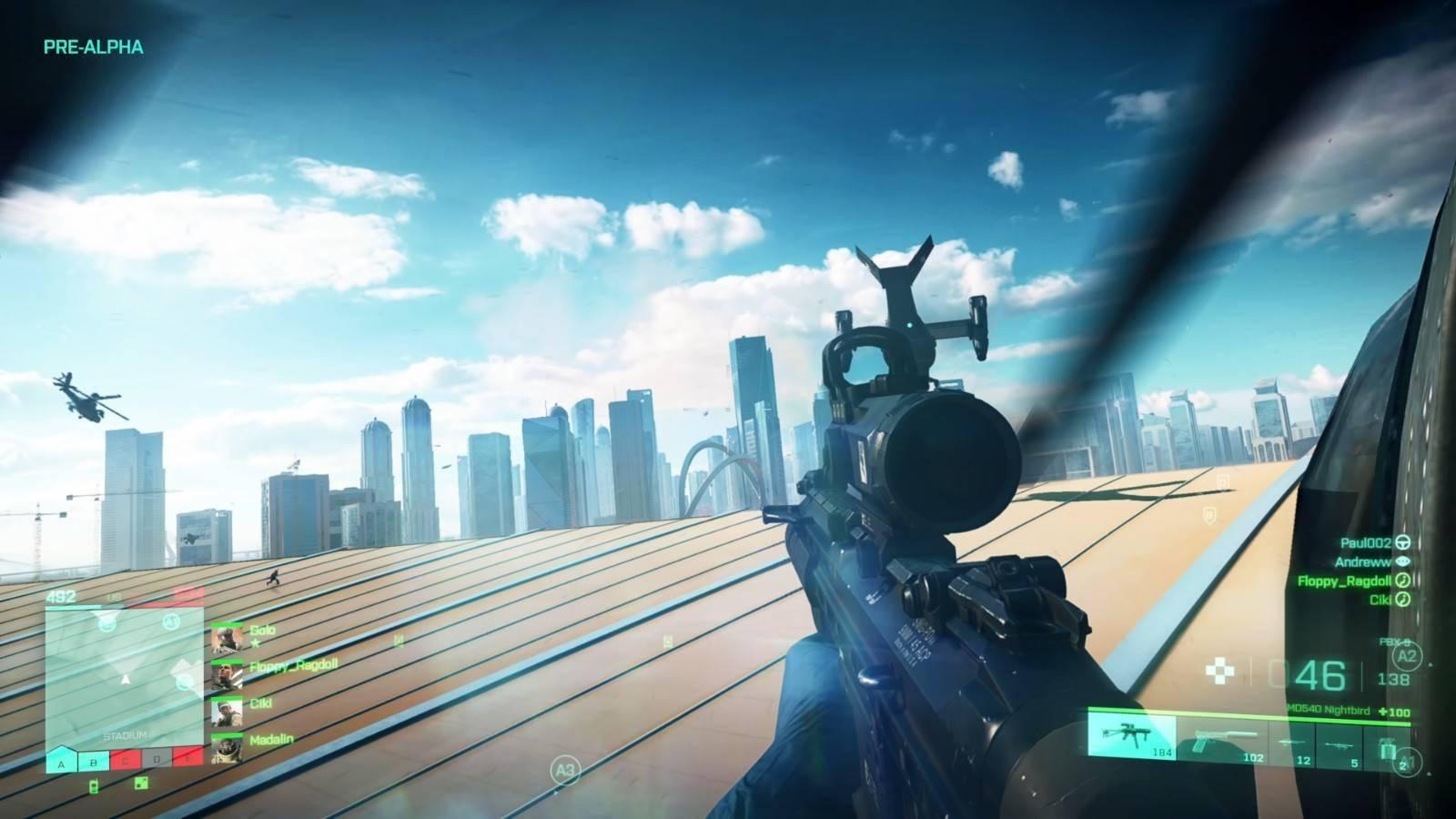 《战地2042》所有职业均可装备医药箱与弹药箱 可给队友治疗或补给弹药