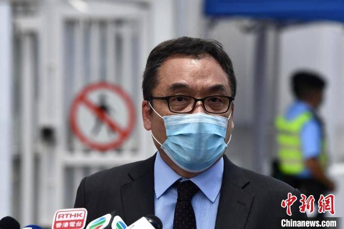 香港警方:《苹果日报》涉刊登文章呼吁外国制裁中国及香港特区