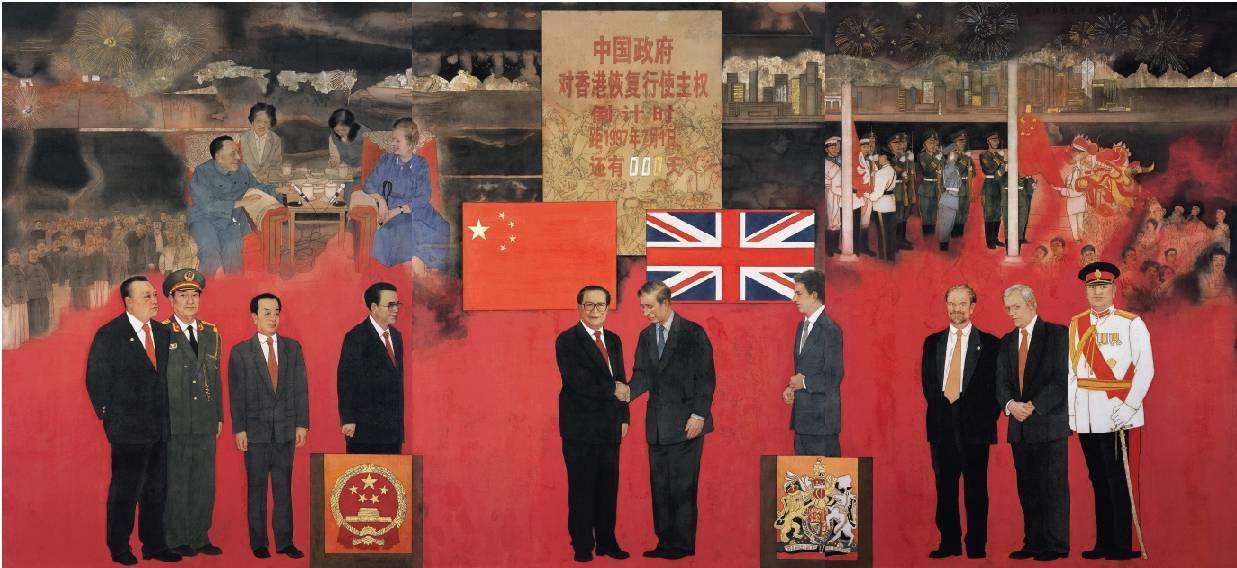 画说党史 社会主义建设的新发展