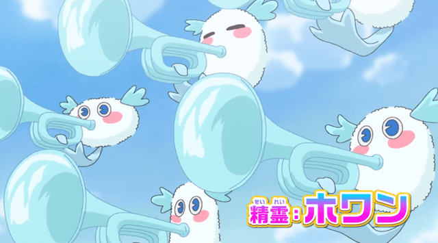 新剧场版动画《Tropical-Rouge!光之美少女 雪之公主与奇迹的戒指》展现雪之国女王休恩以及雪精灵等新角色
