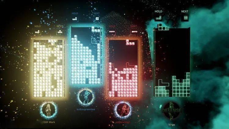 《俄罗斯方块 效应:联结》将于8月18日登陆Steam