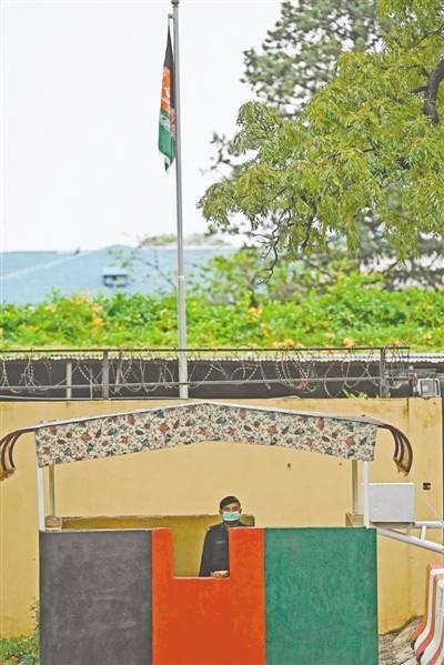 阿富汗召回多名 驻巴基斯坦外交官