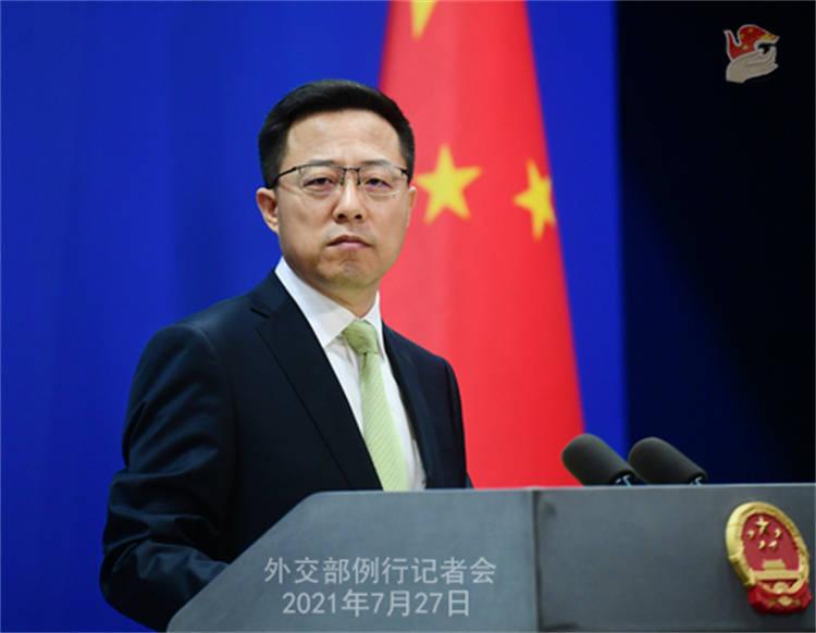 外交部谈舍曼访华:中国提出有效管控分歧、防止中美关系失控的三点基本要求