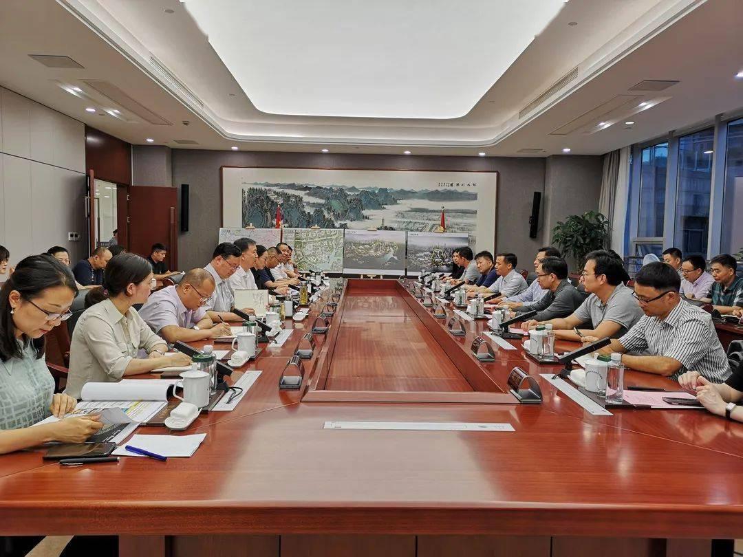 ***體育總局副局長杜兆才一行赴余...