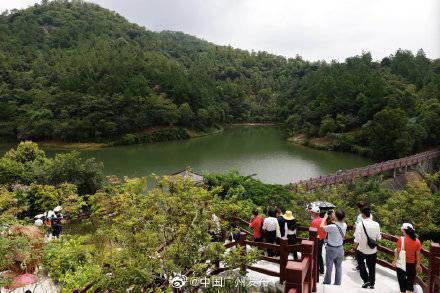 新去处!广州白江湖森林公园正式开园