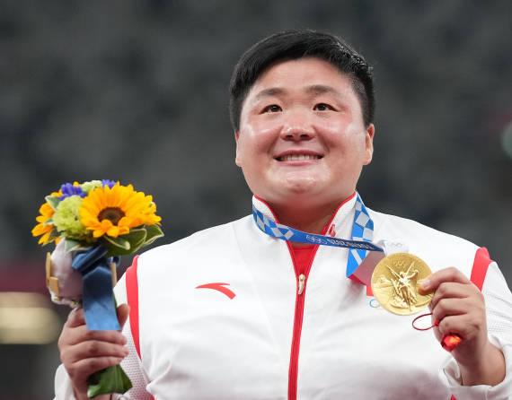东京奥运会 全天综合:中国红田径赛场创造历史