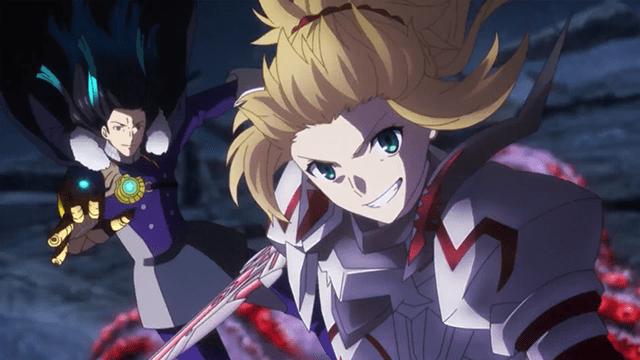 「Fate/Grand Order-终局特异点 冠位时间神殿所罗门-」上映中PV公布插图(3)