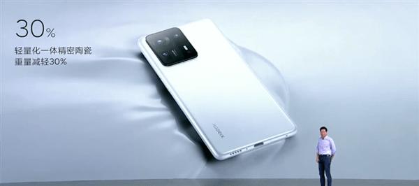 小米MIX 4手机发布:100%全面屏旗舰梦想成真  4999元起的照片 - 5