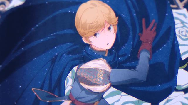 「歌剧少女!!」ED主题曲「薔薇と私」无字幕动画MV公开插图(1)