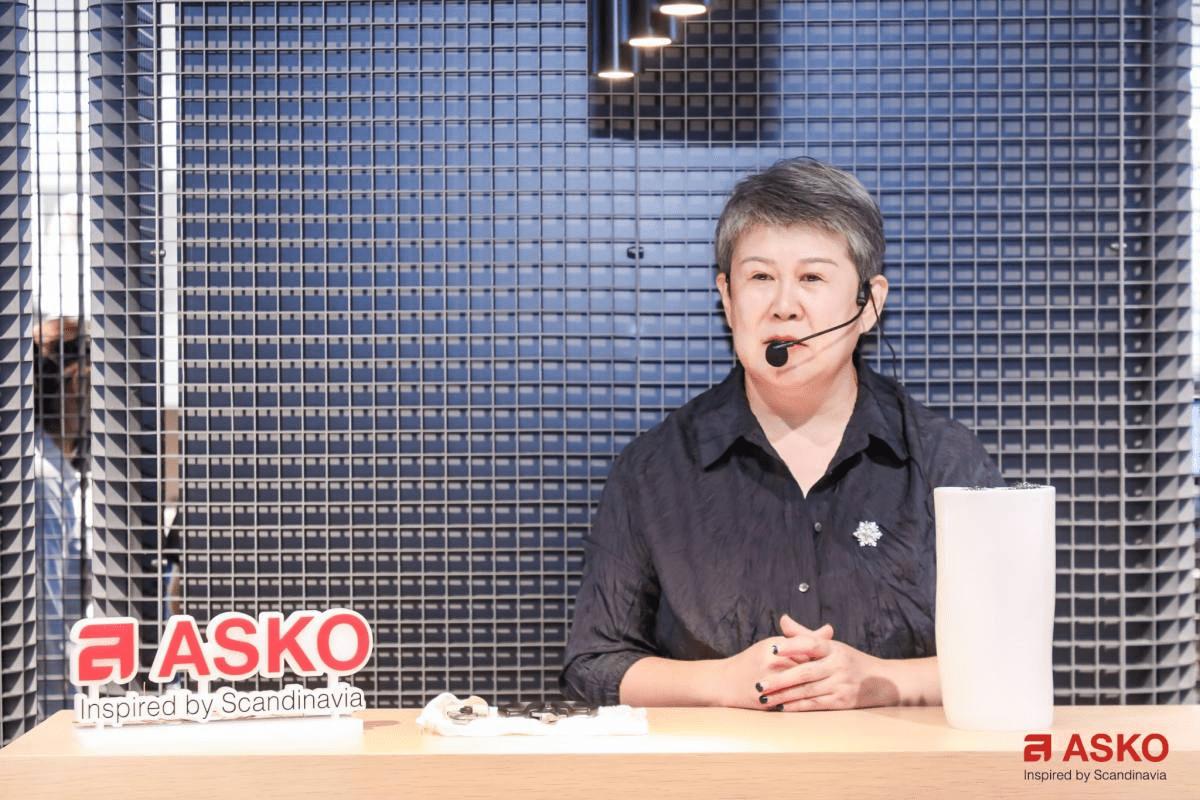 """""""一捧入室,秋意浓""""与ASKO走进花艺美学空间,臻享生活"""