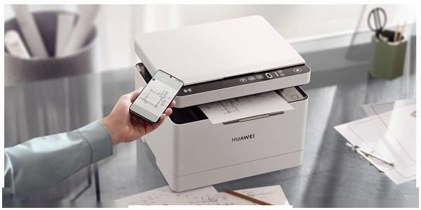 """首款鴻蒙系統打印機亮相 WPS""""一碰打印""""功能吸"""