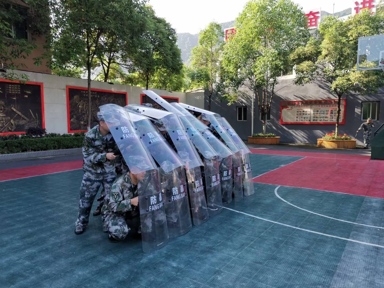 金沙县人武部开展民兵群众性练兵比武竞赛