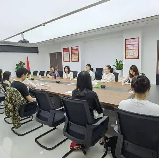 碑林文旅集团赴莲湖文旅集团考察学习