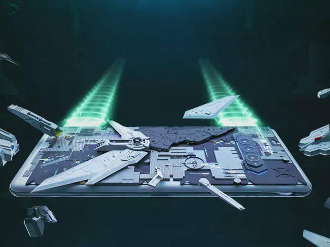 黑鯊4S x 自由高達聯名:獨占限定很有看頭!全套
