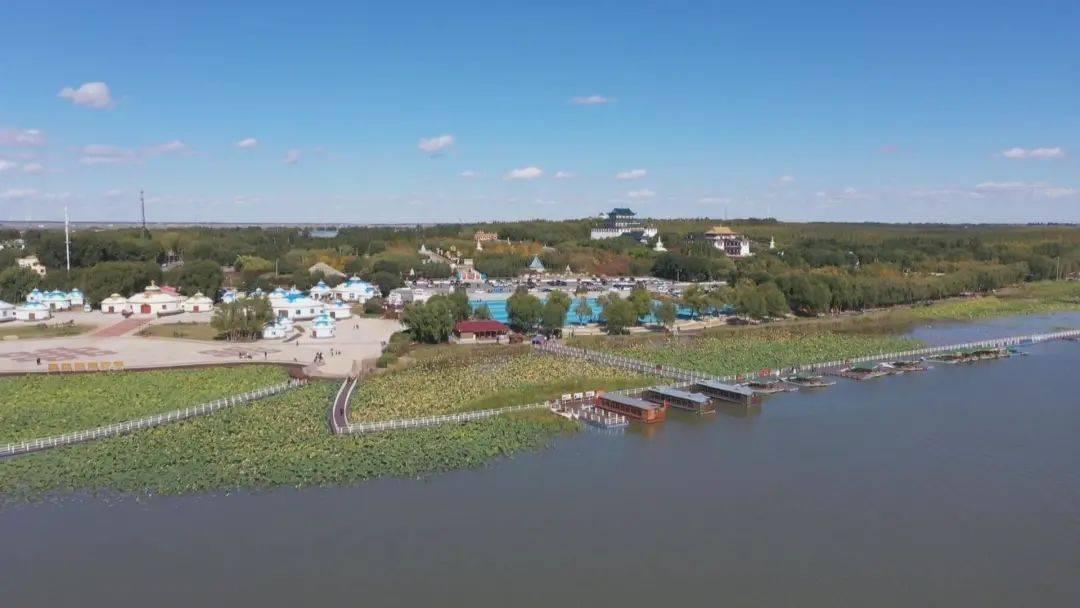 吉林省积极打造西部生态旅游环线
