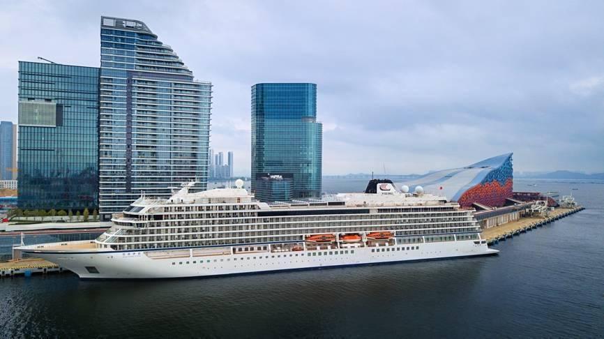 美媒:中国邮轮产业即将起航