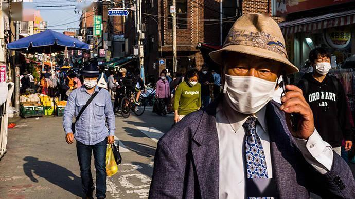 """韩国下月起或迈出""""与新冠共存""""第一步,重点防死亡和重症"""