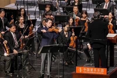 中国爱乐乐团开启专场音乐会大幕uko