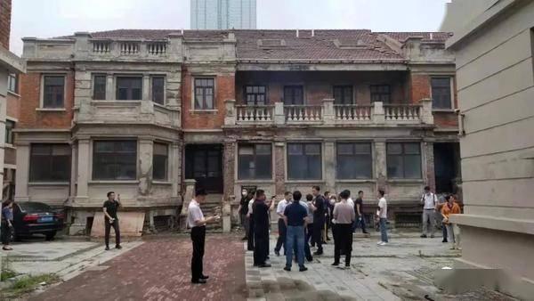 天津城投首个历史风貌建筑保护类城市更新项目落地bes